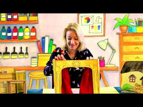 My Magic Theatre Make & Do! #1 | Make a Theatre! | Arts and Crafts for Kids | Art Projects for Kids
