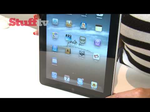Apple iPad Review 1080p HD