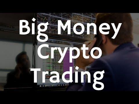 Big Money OTC Trading Increasing, $99 Million Litecoin Transaction, Sentiment Improving