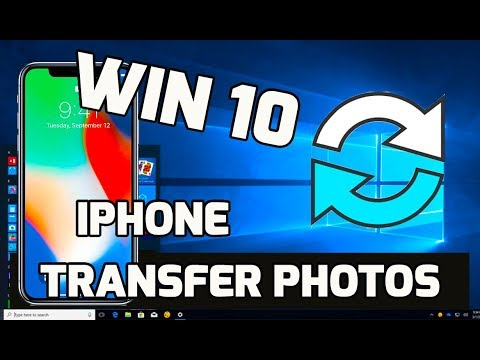 How to transfer photos from iPhone to PC | Tutorial