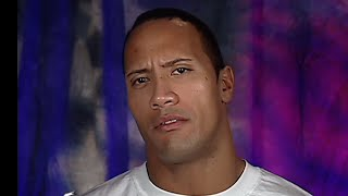 The Rock addresses the WWE Universe after the Sept. 11, 2001 attacks: SmackDown, Sept. 13, 2001