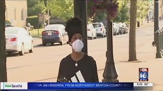 Cities looking at Governor's new mask order