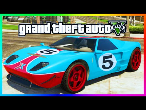 GTA 5 Online Los Santos Customs Options Wishlist - Color Headlights, Exterior Decals & MORE! (GTA 5)
