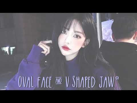Get An Oval Shaped Face & A V Shaped Jaw ☆ Forced Subliminal «request»