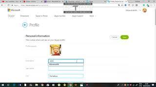 Como Mudar O Seu Nome No Skype