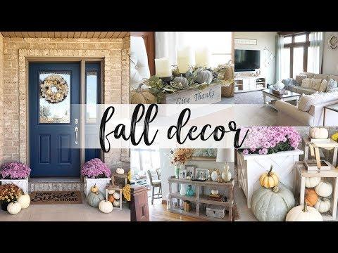 FALL DECOR HOME TOUR | House to Home 🏡 Ep 13 | Charmaine Dulak