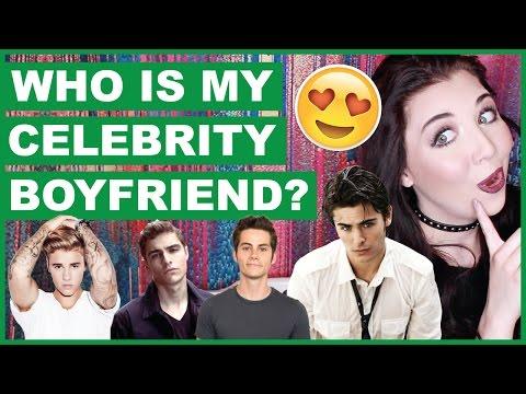 Who Is My Celebrity Boyfriend? | Quiz