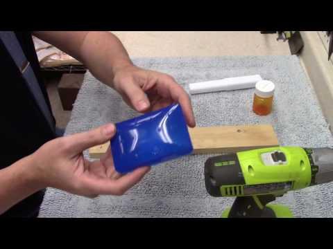 DIY Guitar Humidifier