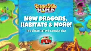 Dragonvale World | How to get the Enchanted Eve Dragon