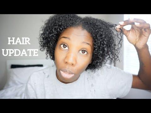 I've been HEAT FREE for 7 MONTHS! | Natural Hair Update #NOHEATGROWTHCHALLENGE