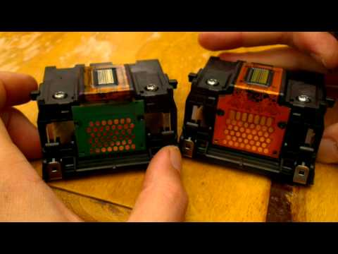 KODAK ESP Printhead failure and comparison