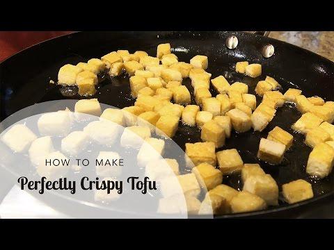 How to Cook Tofu: Making Perfectly Crispy Browned Tofu
