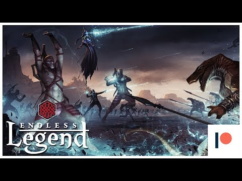 Endless Legend - #2 - Exploration & Expansion - Let's Play / Gameplay / Patreon
