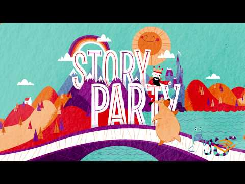 Audible's Story Party: Live Storytelling for Kids and Families