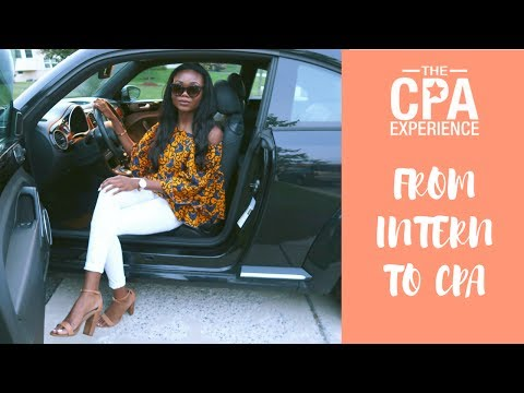 From Intern to CPA | How to turn your Summer Internship to a Full time job!