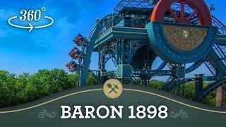 Baron 1898 in 360° - Efteling Onride