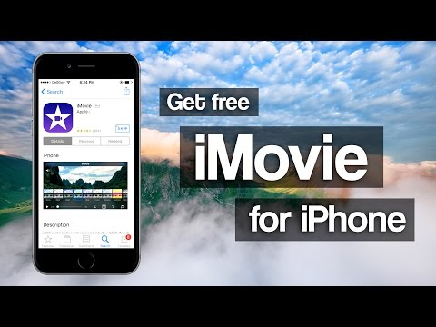 Get iMovie Free on iPhone,iPad & iPod- iOS 9/10.3.3!! (NO JAILBREAK) | Latest 2017!!