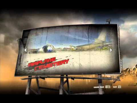 Post Apocalyptic Mayhem - Soundtrack - Airplane Cemetery