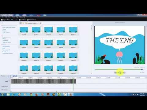 Cara Membuat Stop Motion di Movie Maker