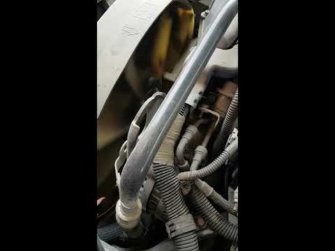 2002 Trailblazer Possible fan clutch problem