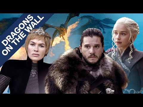 Game of Thrones: The Best and Worst of Season 7 - Dragons on the Wall
