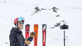 Skitest 2018/19 Teaser Snow-how