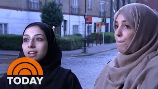Suspect Charged In London Mosque Terror Attack | TODAY