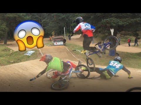 BIG CRASH // OPEN ORCINES [Damien Godet] - BMX RACE