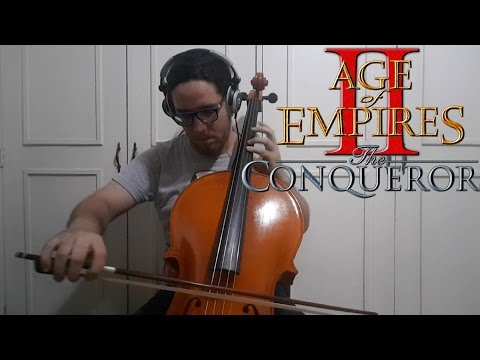 Age of Empires II Main Theme Cello Cover by Stephan Bookman