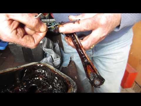 Oil sludge in Corolla VVTi engine
