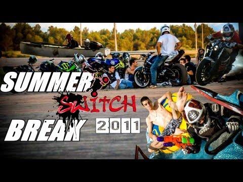 Motorcycle Stunts : Summer Switch Break 2011