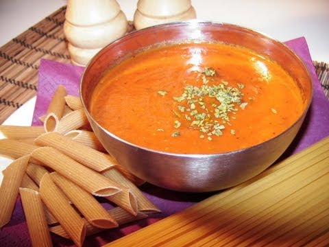 Homemade Tomato Sauce  - Simply The Best - Easy