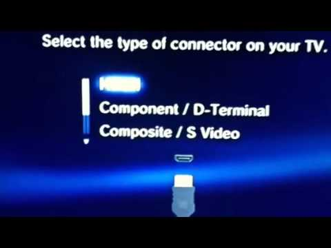 Re: how to set up an hdmi for ps3