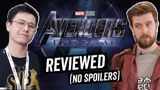 Avengers Endgame Review (No Spoilers) | SYBO TV