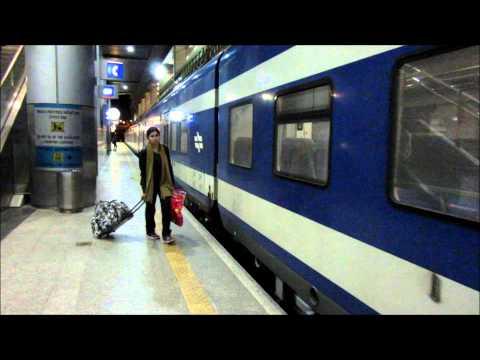 Israel Railways Ben Gurion Airport - רכבת ישראל - Bahn - Zug - Train