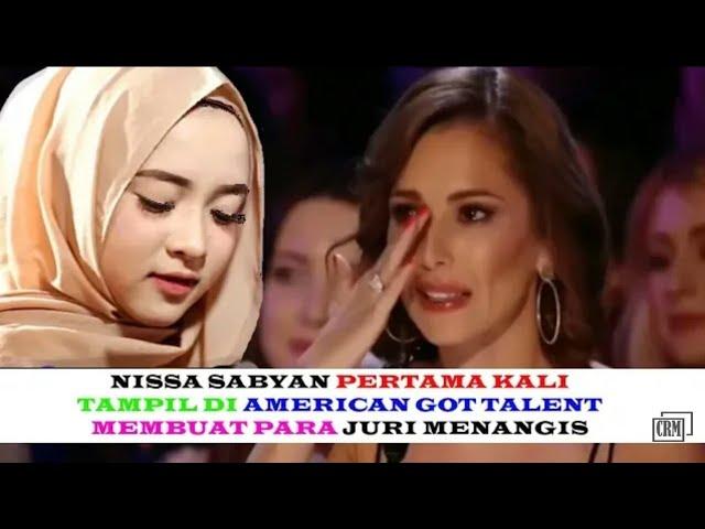 Download NISSA SABYAN DI AMERICAN GOT TALENT (DEEN ASSALAM)#CRM MP3 Gratis