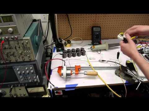 Transcranial Magnetic Stimulation project - part 1