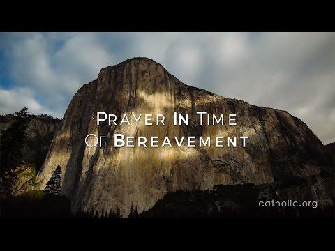 Prayer in Time of Bereavement HD