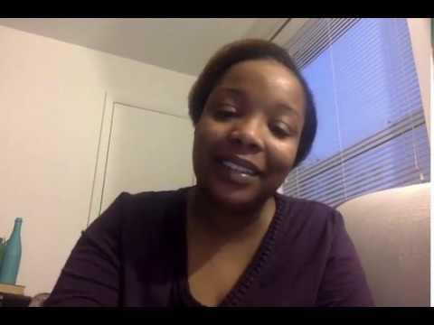Black Girl Speaking Burmese- Day 1 of 30