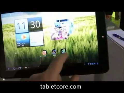 Acer Iconia Tab A510 Android 4.0 tablet PC