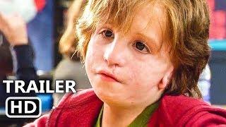 WΟNDER Official Trailer # 2 (2017) Owen Wilson, Julia Roberts Movie HD