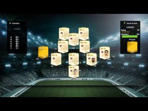 FIFA14 l  أعطتني عيدية  EA شركة