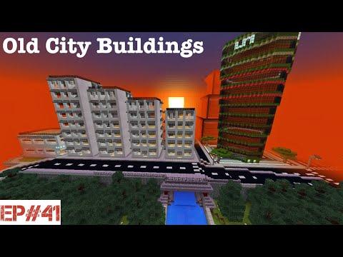Building A City   #41   Old City Buildings