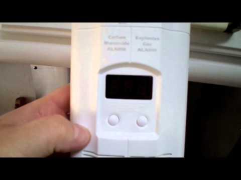 Alternative to LP Gas & Carbon Monoxide Detector Alarm in RV CamperVan Van