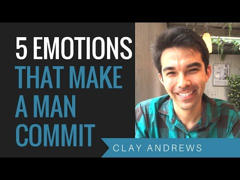 5 Emotions That Make A Man Commit