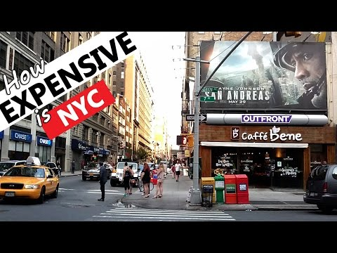 How Expensive is New York City?