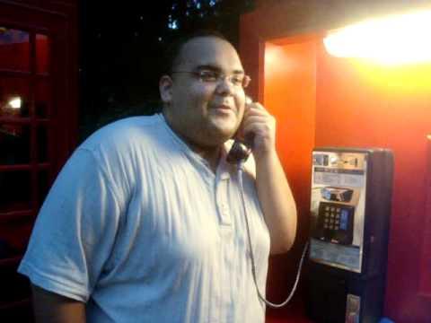 Prank Phone Call at Epcot