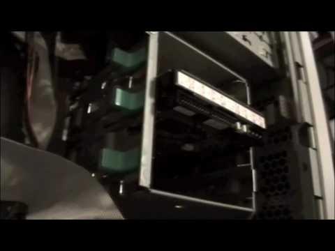 Old Gateway Hard Drive Install