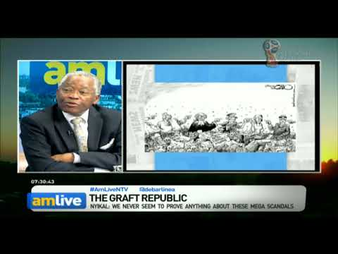 Fight against corruption is used to settle political scores - Chirau Mwakwere