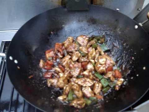 How to Make Black Pepper Chicken